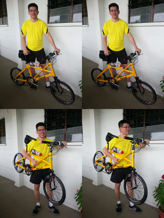 Ang New Bicycle