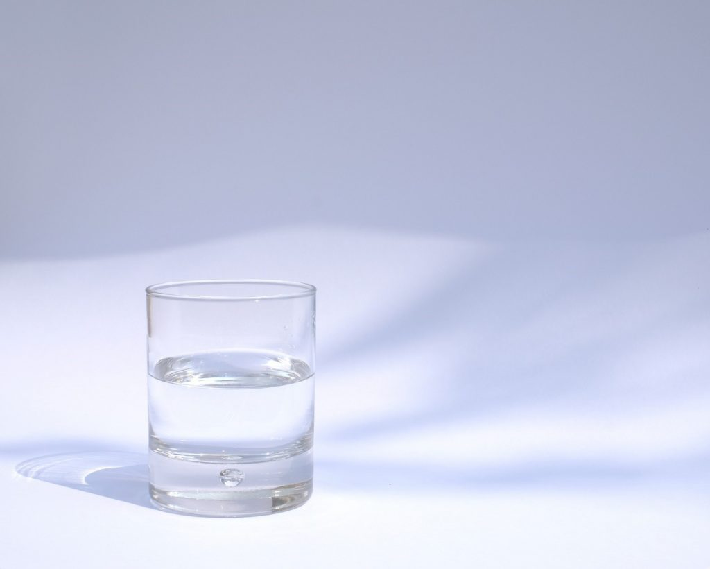 Half Cup Full