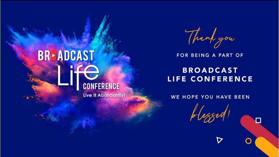 Broadcast Life Conference