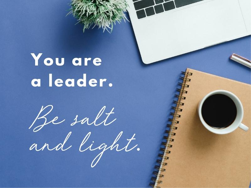 Be Salt & Light